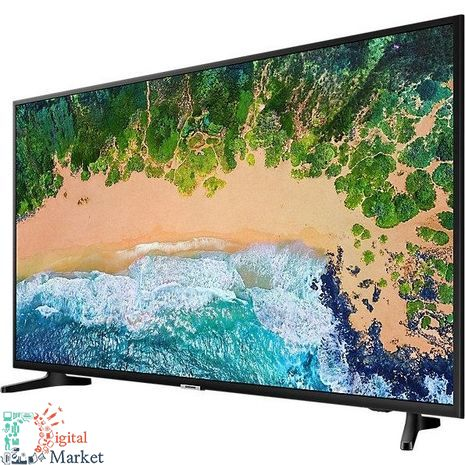 "Телевизор Samsung 50"", 4K, T2, Smart TV, Wi-Fi (UE50NU7022)"
